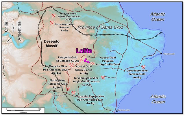 Lolita map